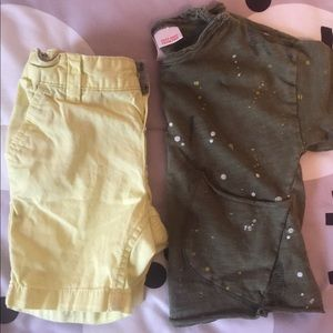Zara Matching Sets - Baby boy clothes